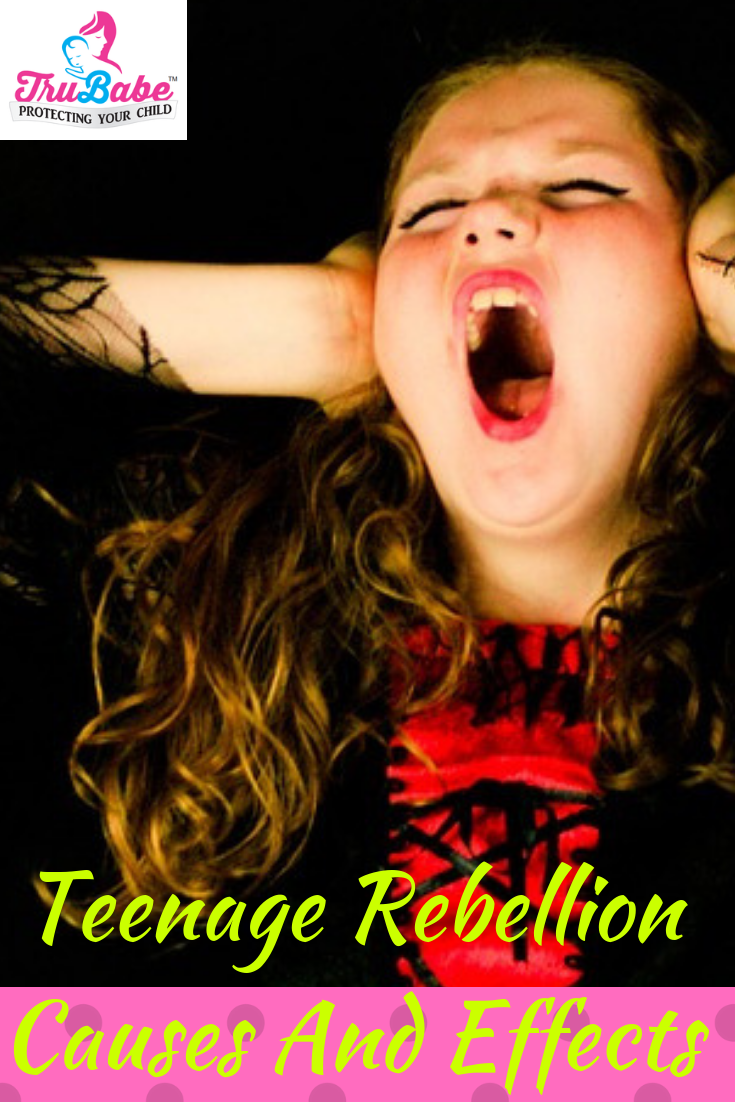 Teenage Rebellion Causes And Effects   My Child Is Defiant